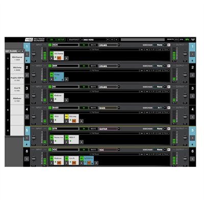 WAVES MultiRack (License Only)