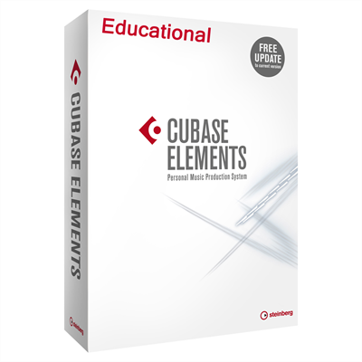 STEINBERG Cubase Elements 9  ή 9.5 Educational
