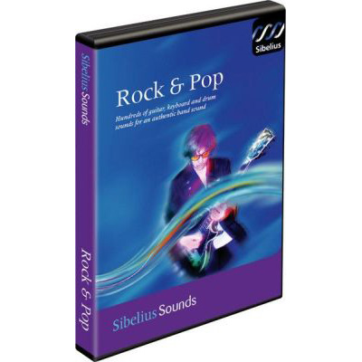 SIBELIUS Rock & Pop