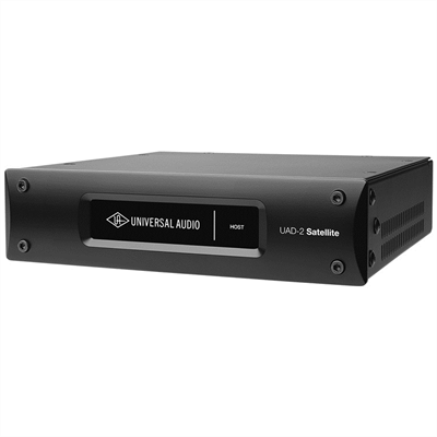 UNIVERSAL AUDIO UAD-2 Satelite USB Quad Custom Κάρτα DSP